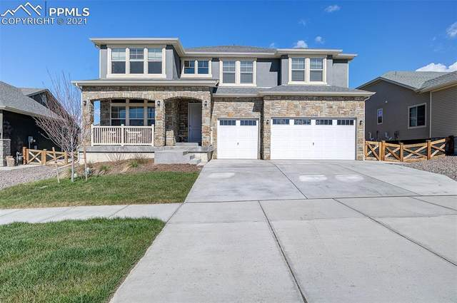 6966 Compass Bend Drive, Colorado Springs, CO 80927 (#4300539) :: Fisk Team, RE/MAX Properties, Inc.