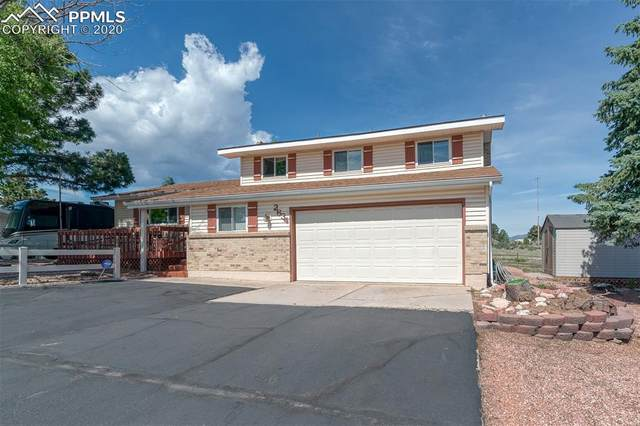 2634 Oro Blanco Drive, Colorado Springs, CO 80917 (#4300863) :: The Kibler Group