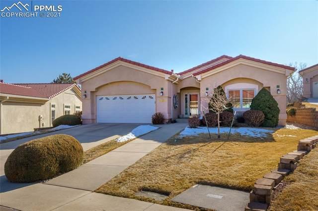 2736 La Strada Grande Heights, Colorado Springs, CO 80906 (#4301104) :: The Cutting Edge, Realtors