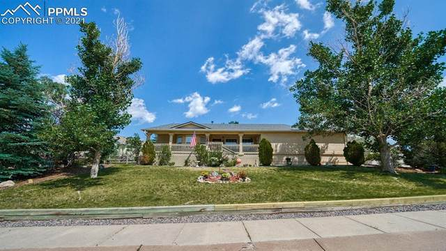 15525 Benchley Drive, Colorado Springs, CO 80921 (#4302460) :: Action Team Realty