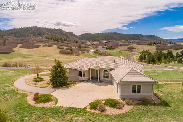 529 Summer Mist Circle, Castle Rock, CO 80104 (#4303295) :: The Treasure Davis Team