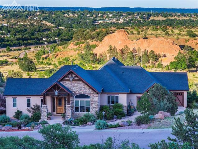 241 Crystal Valley Road, Manitou Springs, CO 80829 (#4304360) :: The Treasure Davis Team