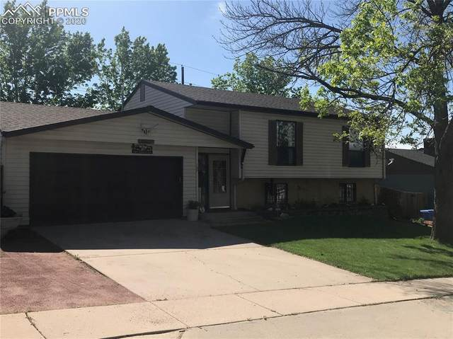 107 Frost Lane, Colorado Springs, CO 80916 (#4306795) :: Finch & Gable Real Estate Co.