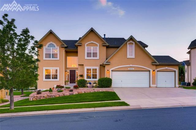 2375 Vanreen Drive, Colorado Springs, CO 80919 (#4307224) :: Jason Daniels & Associates at RE/MAX Millennium