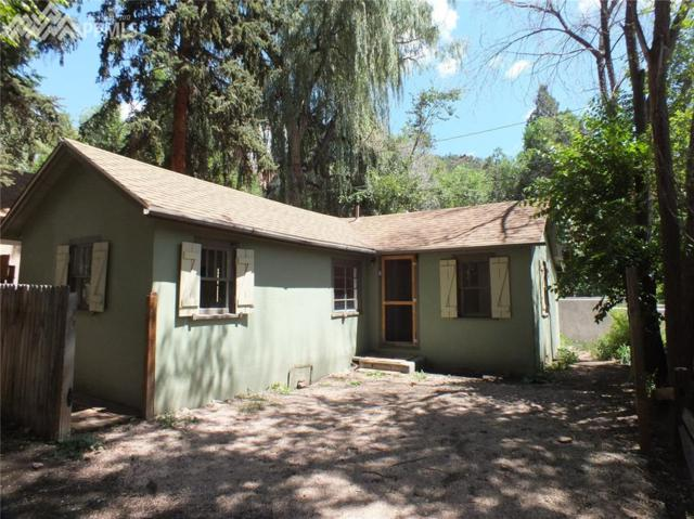 8 Narrows Road, Manitou Springs, CO 80829 (#4307262) :: The Treasure Davis Team