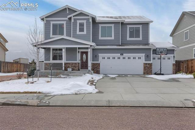 2145 Wagon Gap Trail, Monument, CO 80132 (#4307355) :: Tommy Daly Home Team