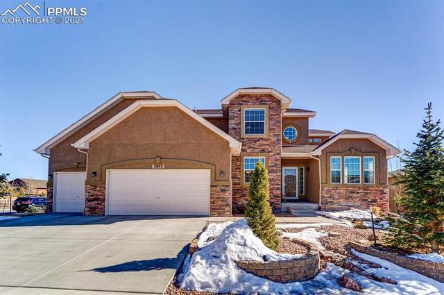 5953 Fergus Drive, Colorado Springs, CO 80924 (#4309348) :: The Dixon Group