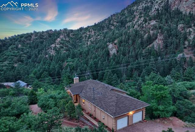 810 Pinon Pine Road, Manitou Springs, CO 80829 (#4309965) :: Action Team Realty