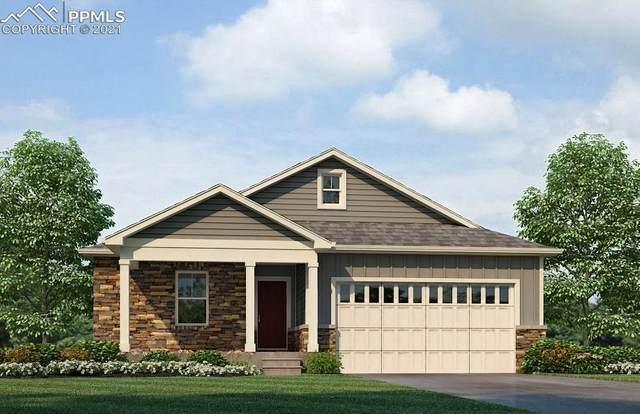 Colorado Springs, CO 80924 :: Venterra Real Estate LLC