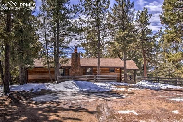 900 County Road 25 Road, Divide, CO 80814 (#4312314) :: 8z Real Estate