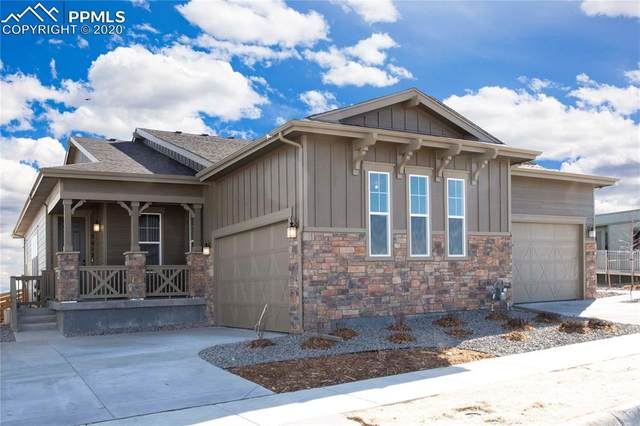 2012 Sagerock Drive, Castle Pines, CO 80108 (#4312861) :: Tommy Daly Home Team