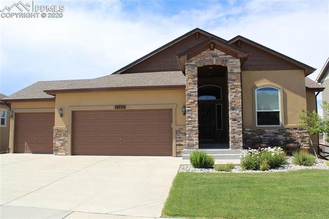 12732 Mt Oxford Place, Peyton, CO 80831 (#4315976) :: Action Team Realty
