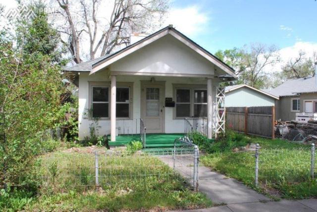 423 N Walnut Street, Colorado Springs, CO 80905 (#4317138) :: Jason Daniels & Associates at RE/MAX Millennium