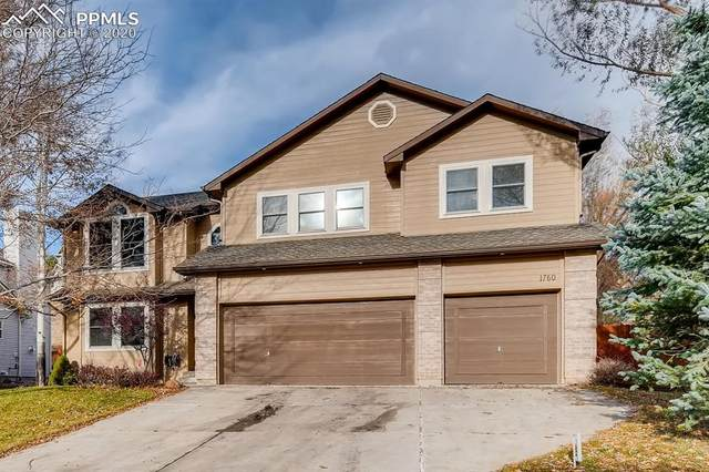 1760 Smoke Ridge Drive, Colorado Springs, CO 80919 (#4317530) :: The Kibler Group