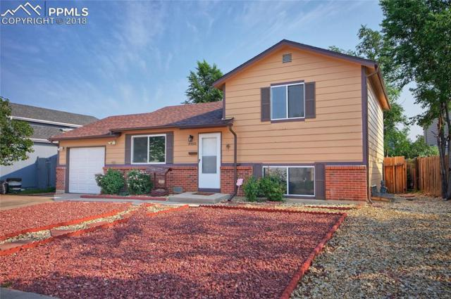 4960 Dover Drive, Colorado Springs, CO 80916 (#4318545) :: Jason Daniels & Associates at RE/MAX Millennium