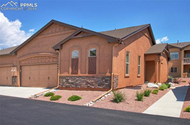8447 Glen Carriage Grove, Colorado Springs, CO 80920 (#4320441) :: The Kibler Group