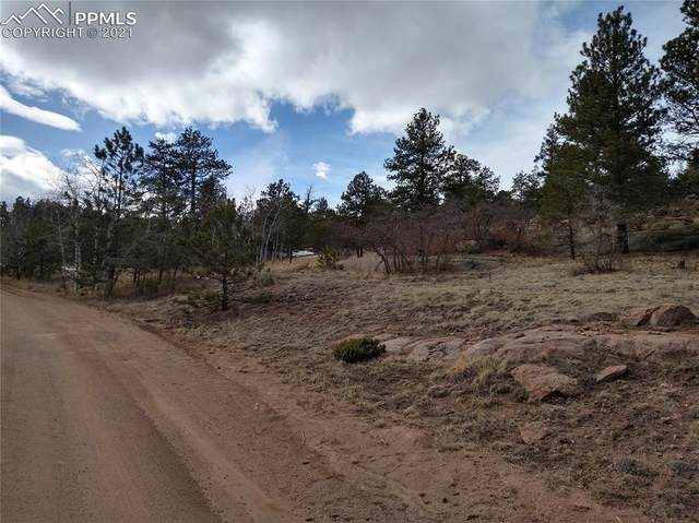 425 Navajo Drive, Florissant, CO 80816 (#4322214) :: The Dixon Group