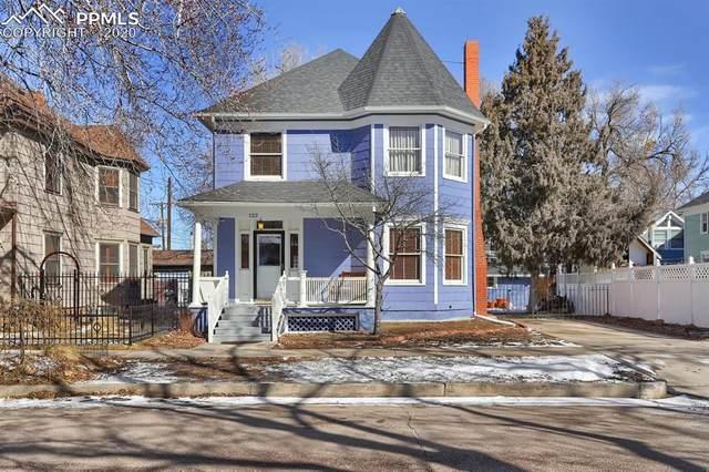 122 E Washington Street, Colorado Springs, CO 80907 (#4322431) :: The Dixon Group