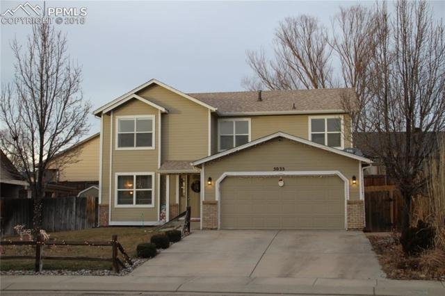 5035 Wainwright Drive, Colorado Springs, CO 80911 (#4322610) :: The Treasure Davis Team