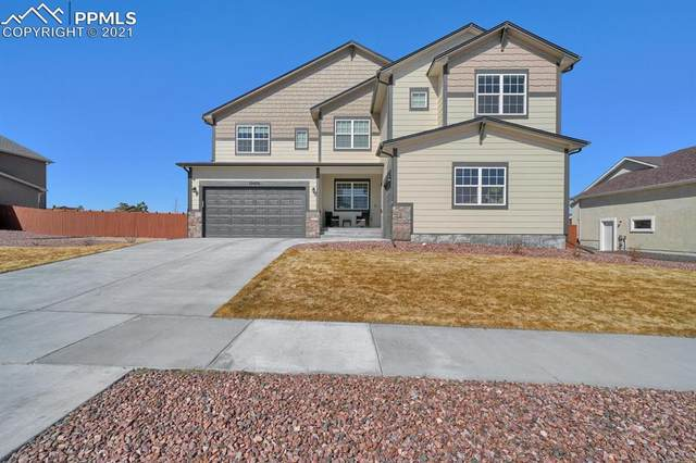 12678 Clark Peak Court, Peyton, CO 80831 (#4326746) :: The Scott Futa Home Team