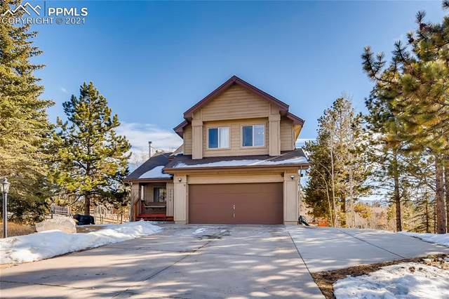 2205 Valley View Drive, Woodland Park, CO 80863 (#4328945) :: 8z Real Estate