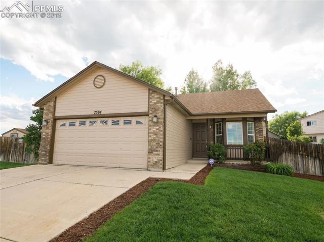 7584 Farmcrest Road, Colorado Springs, CO 80925 (#4330065) :: The Kibler Group