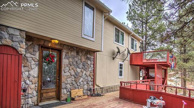 310 Mesa Drive, Florissant, CO 80816 (#4335901) :: The Dixon Group