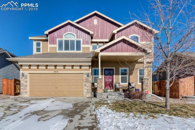 10514 Silver Stirrup Drive, Colorado Springs, CO 80925 (#4335911) :: The Kibler Group