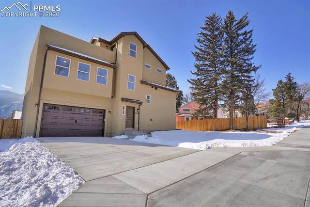 3343 W Kiowa Street, Colorado Springs, CO 80904 (#4340307) :: The Treasure Davis Team