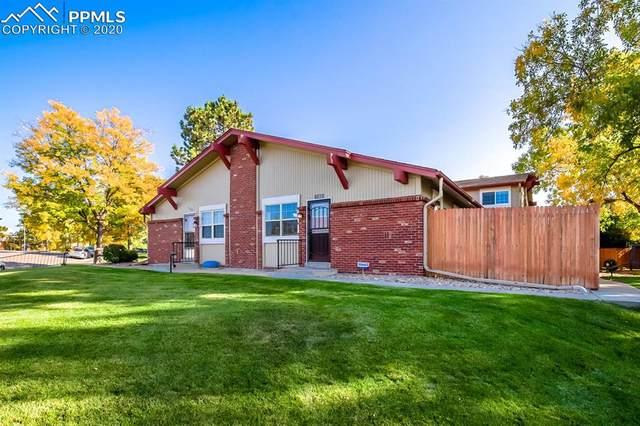 7464 W Roxbury Place, Littleton, CO 80128 (#4340408) :: 8z Real Estate