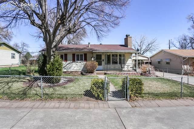 1020 Montrose Avenue, Colorado Springs, CO 80905 (#4341202) :: Venterra Real Estate LLC