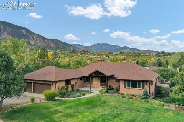 360 Wedgewood Court, Colorado Springs, CO 80906 (#4342715) :: The Treasure Davis Team | eXp Realty