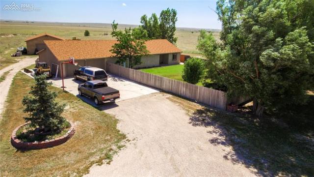 2175 N Ellicott Highway, Calhan, CO 80808 (#4342905) :: 8z Real Estate