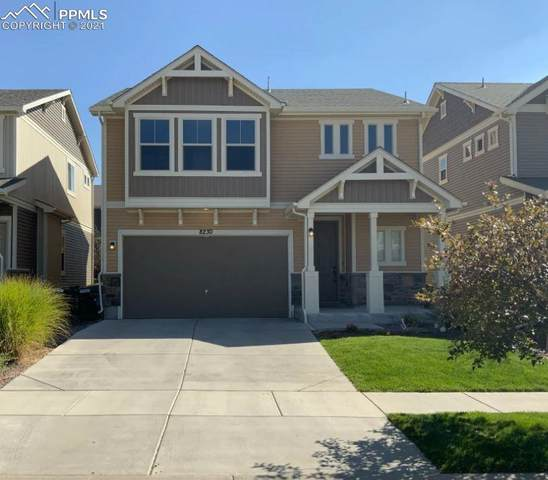 8230 Longleaf Lane, Colorado Springs, CO 80927 (#4342926) :: The Kibler Group