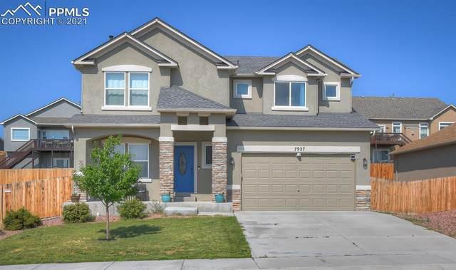 7927 Dutch Loop, Colorado Springs, CO 80925 (#4344592) :: Venterra Real Estate LLC
