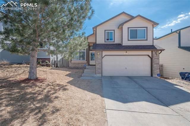 6585 Chantilly Place, Colorado Springs, CO 80922 (#4344655) :: The Kibler Group