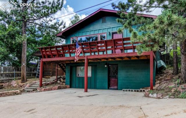 5320 Rampart Terrace Road, Cascade, CO 80809 (#4347480) :: CC Signature Group