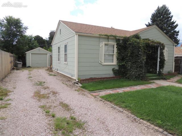 409 E Jefferson Street, Colorado Springs, CO 80907 (#4348903) :: The Treasure Davis Team