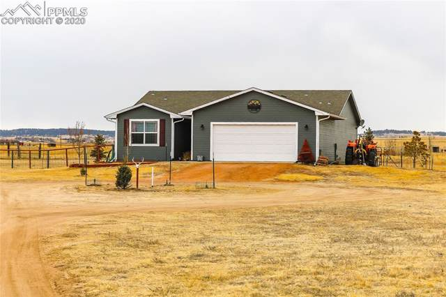 20530 Blue Springs View, Peyton, CO 80831 (#4350688) :: Relevate | Denver