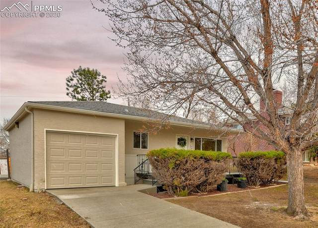 1661 Apache Trail, Colorado Springs, CO 80905 (#4350943) :: The Treasure Davis Team
