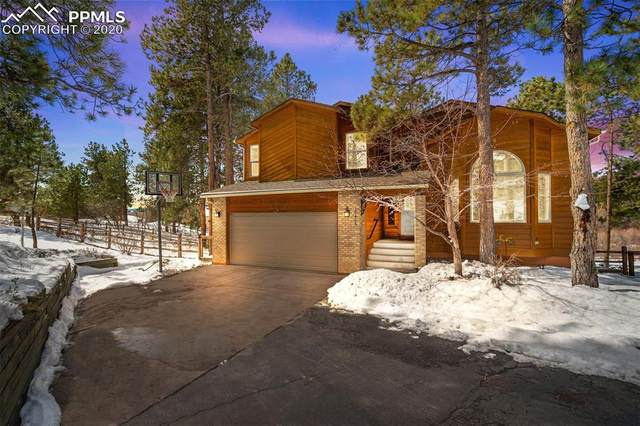 18405 Augusta Drive, Monument, CO 80132 (#4352108) :: The Harling Team @ Homesmart Realty Group