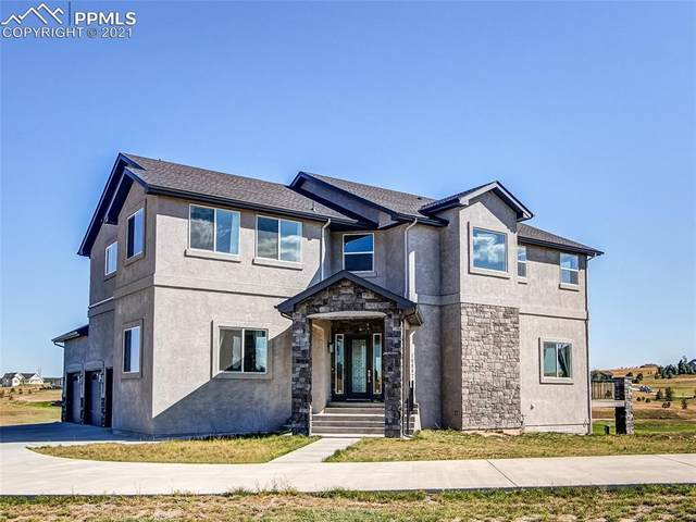 19887 Kershaw Court, Monument, CO 80132 (#4352167) :: Tommy Daly Home Team