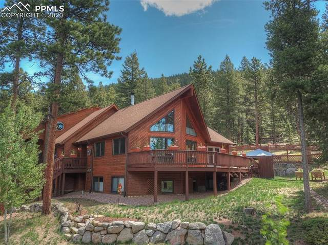 1169 Forest Edge Road, Woodland Park, CO 80863 (#4353960) :: 8z Real Estate