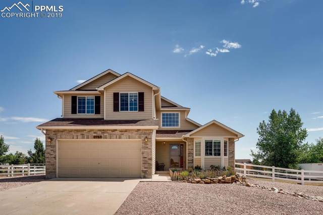 7767 Bullet Road, Peyton, CO 80831 (#4356814) :: Action Team Realty