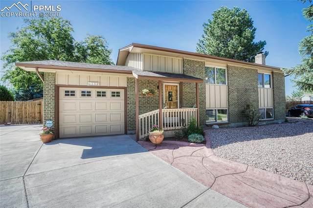 6752 E Fielding Circle, Colorado Springs, CO 80911 (#4357589) :: 8z Real Estate