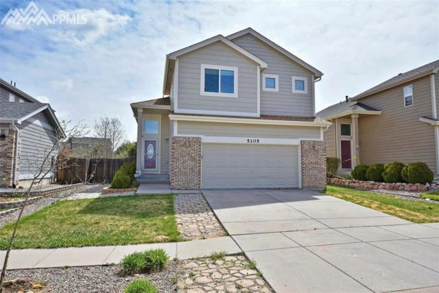 5105 Stone Fence Drive, Colorado Springs, CO 80922 (#4358439) :: Jason Daniels & Associates at RE/MAX Millennium