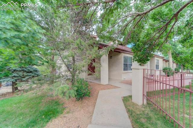 645 Autumn Crest Circle A, Colorado Springs, CO 80919 (#4358615) :: Tommy Daly Home Team