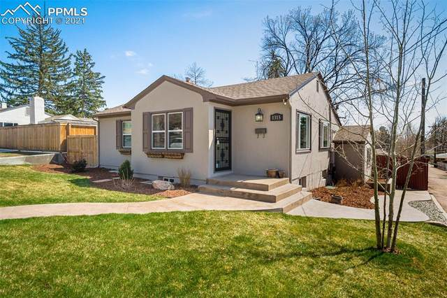 1315 E Yampa Street, Colorado Springs, CO 80909 (#4359047) :: The Gold Medal Team with RE/MAX Properties, Inc