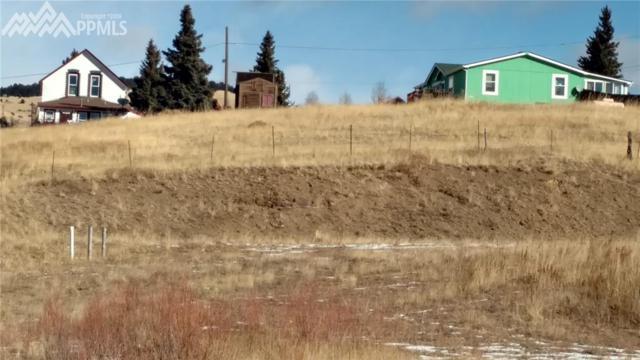 0 E Thurlow Avenue, Cripple Creek, CO 80813 (#4359353) :: 8z Real Estate