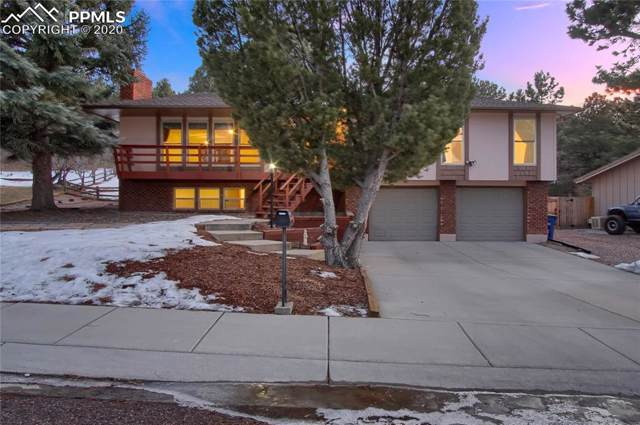 1155 Brittany Circle, Colorado Springs, CO 80918 (#4364558) :: Tommy Daly Home Team